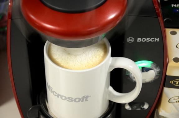chai tea latte machine