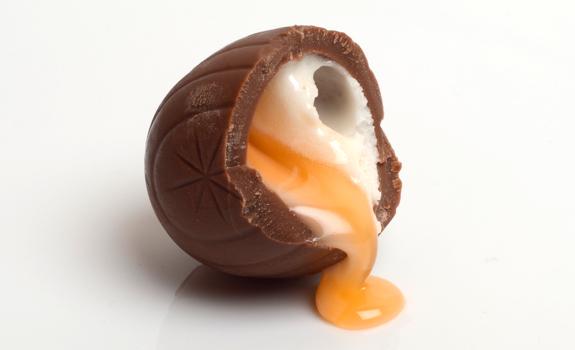 cadbury egg filling