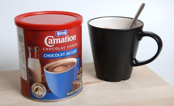 Review Nestle Carnation Hot Chocolate Mix Nearof