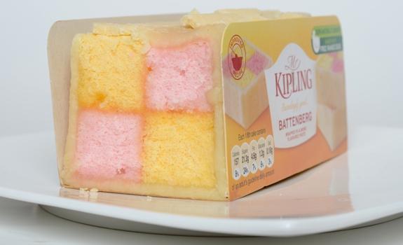 Review Mr Kipling Battenberg Cake Nearof