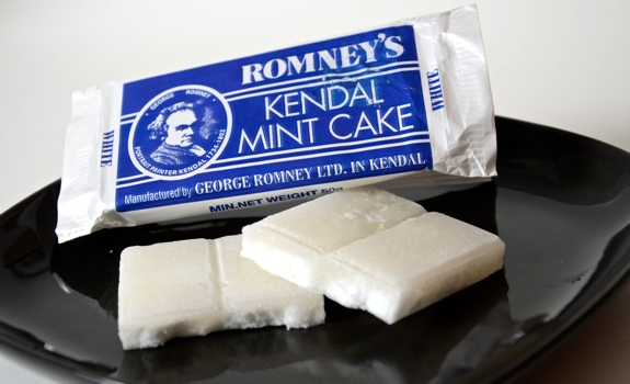 Easy kendal mint cake recipe