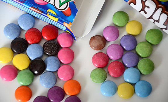The gallery for --> Canadian Candy Smarties Smarties Canada
