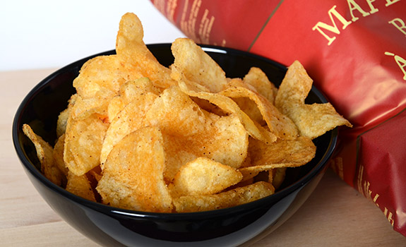 Maple Bacon Kettle Chips