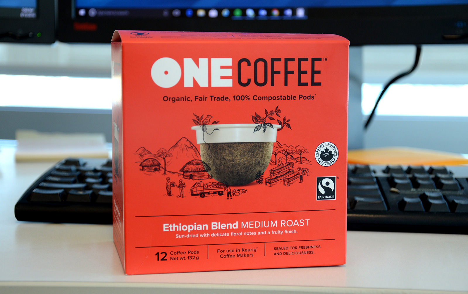 One Coffee K-Cup Coffee Pods