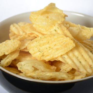Kettle Chips Dill Pickle Potato Chips